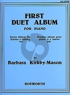 First Duet Album Piano 4 hds.