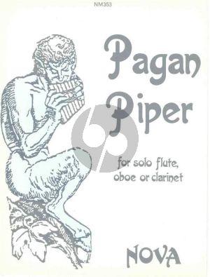 Ball Pagan Piper Flute (or Oboe/Clarinet) Solo