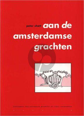 Shott Aan de Amsterdamse Grachten (4 Recorders SATB) (Score/Parts)