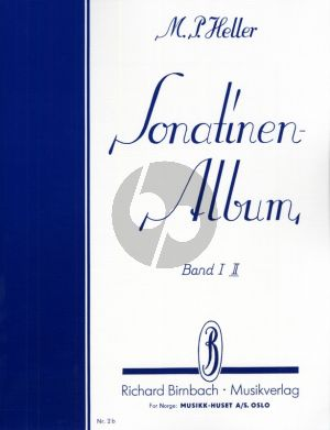 Sonatinen Album Vol.2 Klavier (M.P. Heller)