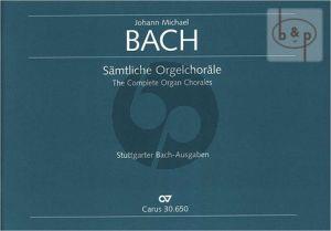 Samtliche Orgelchorale (Rev.Neuauflage mit 13 Orgelchoralen des Bach-Kreises