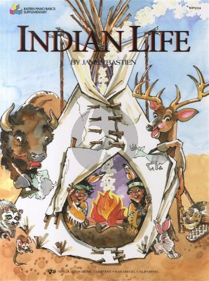 Bastien Indian Life Piano solo