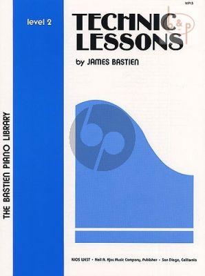 Technic Lessons Level 2