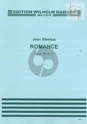 Romance Op.78 No.2