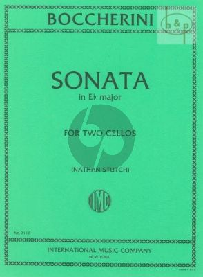 Sonata E-flat major