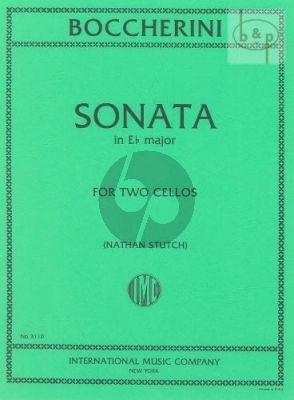 Sonata E-flat major