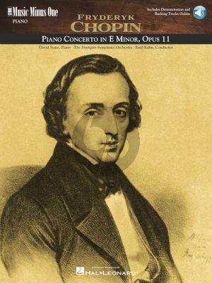 Chopin Concerto No.1 e-minor Op.11 Piano-Orchestra (Bk-3 Cd DeLuxe Set) (MMO) (Pianist David Syme)