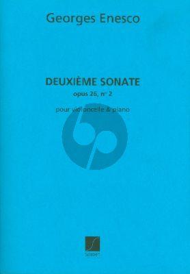 Enesco Sonata Op.26 No.2 C-Major