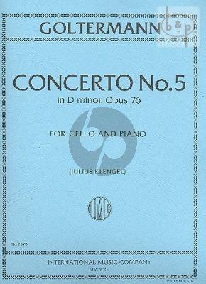 Concerto No.5 d-minor Op.67