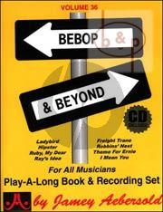 Jazz Improvisation Vol.36 Bebop and Beyond