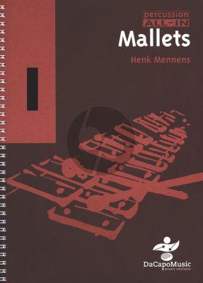 Mennens Percussion All In Vol.1 Mallets