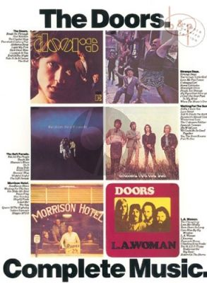 The Doors - Complete Music Piano-Vocal-Guitar