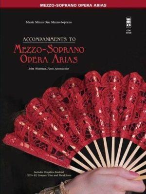 Famous Mezzo-Soprano Arias (Bk-Cd)