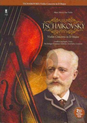 Concerto D-Major Op.35 (Violin-Orch.)