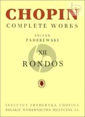 Rondos for Piano