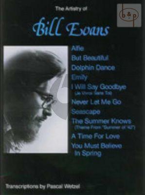 The Artistry of Bill Evans Vol.1