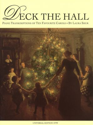 Deck the Hall (Shur) (Piano Transcriptions of Ten Favourite Carols) (Grade 3)