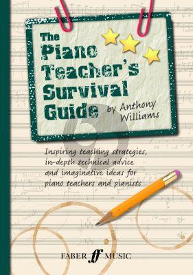 Williams The Piano Teacher's Survival Guide (Piano/Keyboard)