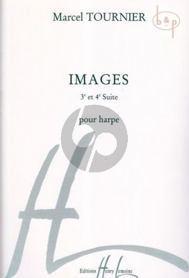 Images Suite No.3 Op.35 and Suite No.4 Op.39