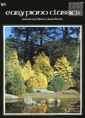 Easy Piano Classics (arr. James Bastien)