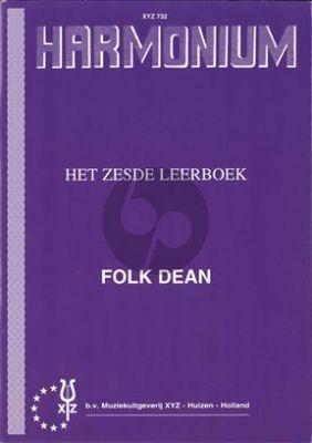 Dean Harmonium Leerboek Vol.6