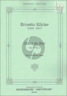 Chant du Soir Op.30 No.1
