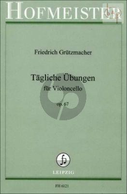 Tagliche Studien Op.67
