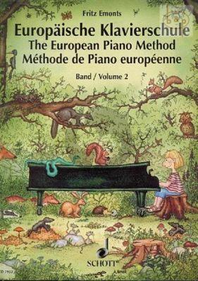 Europaische Klavierschule Vol.2