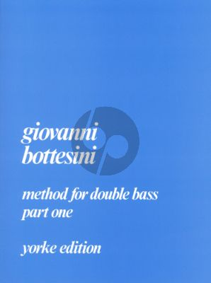 Method for Double Bass Vol.1
