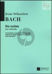 6 Suites (BWV 1007 - 1012)