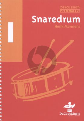Mennens Percussion All In Vol.1 Snaredrum