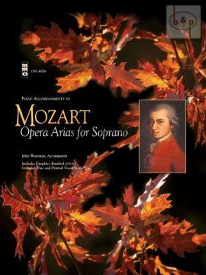Arias for Soprano (Bk-Cd)