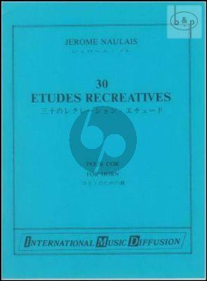 30 Etudes Recreatives