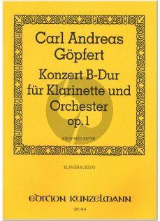 Konzert B-Dur Op.1