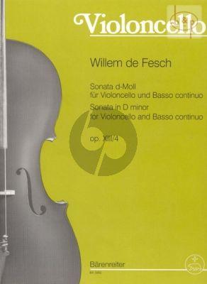 Sonata d-minor Op.13 No.4