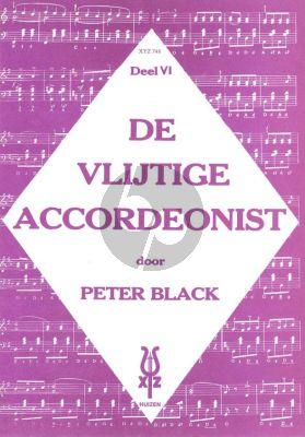 Vlijtige Accordeonist Vol.6