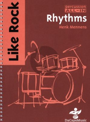 Mennens Like Rock Rhythms for Drums