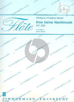 Eine Kleine Nachtmusik KV 525 (4 Flutes)
