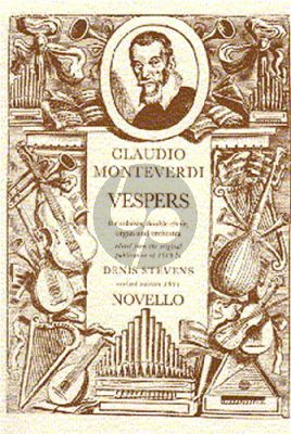 Vespers Soli-Choir-Organ-Orchestra Vocal Score