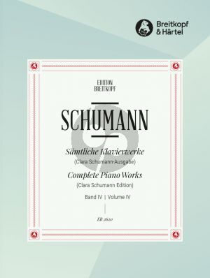 Klavierwerke Vol. 4 (Clara Schumann)
