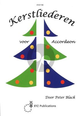 Kerstliederen voor Accordeon (arr. Peter Black)