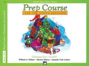 Alfred Prep Course Christmas Joy Level C