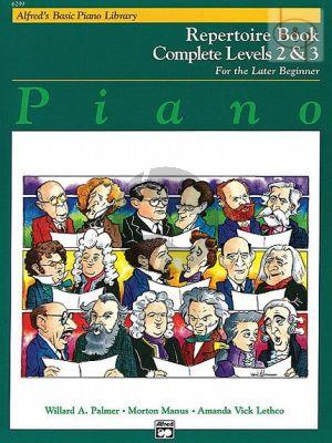 Later Beginner Repertoire Book Complete Level 2 / 3