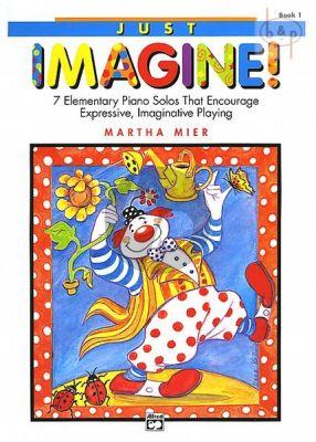 Just Imagine Vol.1 for Piano