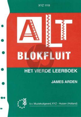 Arden Altblokfluit Vol.4