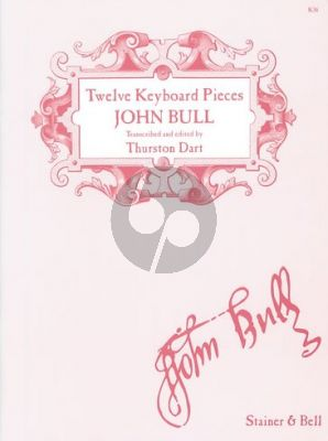 Bull 12 Pieces from Musica Britannica Harpsichord (Thurston Dart)