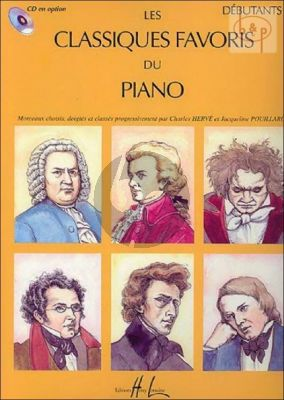 Les Classiques Favoris du Piano
