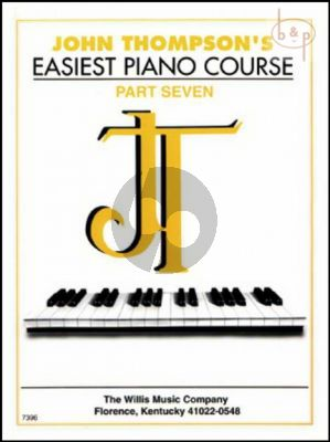 Easiest Piano Course Vol.7