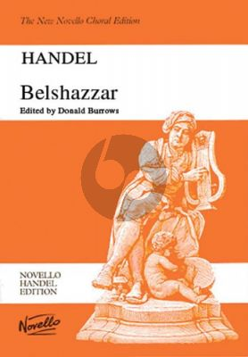 Belshazzar HWV 61 Soli-Choir and Orchestra