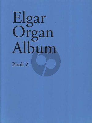 Elgar Organ Album Vol.2